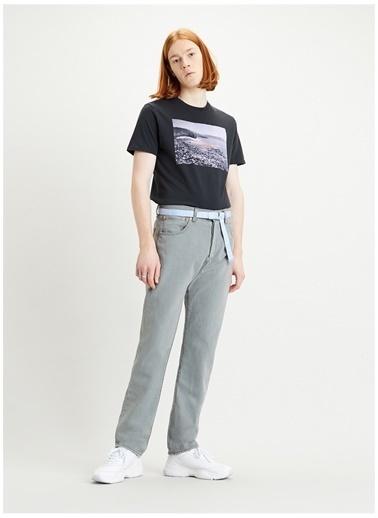 Levi's® Levis Siyah Baskılı T-Shirt Siyah